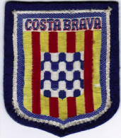 ECUSSON EN TISSU COSTA BRAVA - Scudetti In Tela