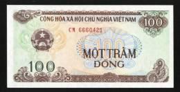 Vietnam 1991 100 Dong Banknote 1 Piece Relic Pagoda Tree - Vietnam