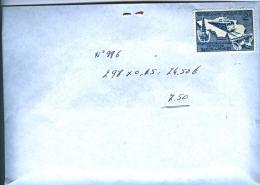 N° 996 Xx  298x - 1956 - Ungebraucht