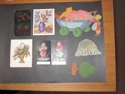 IMAGES ET DECOUPES - Vieux Papiers