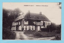 62 PIHEN - Château D´ ALENTHUN - Other Municipalities