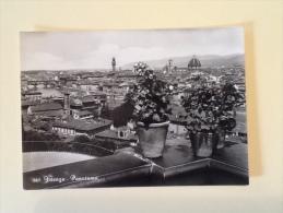 FIRENZE PANORAMA NON VIAGGIATA ANNI 50/60 A1 - Firenze