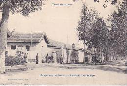 23523  Toul France  -Entrée Du 160 Ième De Ligne . Baraquements D'Ecrouves . Ed Pratbernon -