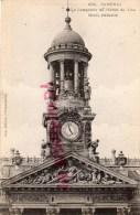 59 - CAMBRAI - LE CAMPANILE DE L´ HOTEL DE VILLE   HIOLLI STATUAIRE - Blotters