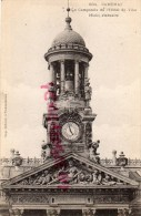 59 - CAMBRAI - LE CAMPANILE DE L' HOTEL DE VILLE   HIOLLI STATUAIRE - Vloeipapier