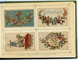 MANUEL DE TAPISSERIES - Maurice LAJEUNESSE - Vers 1893  Trés Rare - Home Decoration