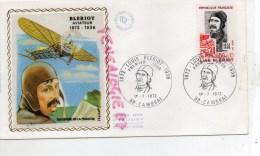 59 - CAMBRAI - LOUIS BLERIOT AVIATEUR AVIATION- 1872-1936 - FDC