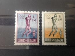 Paraguay - Postfris / MNH Serie Olympische Spelen 1960 - Paraguay