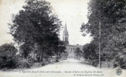 SAINT JEAN D´ILLAC-ROUTE D´ARES EGLISE ST JEAN - France
