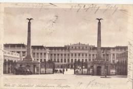 B79588 Lustschloss Schonbrunn Hauptplatz   Wien  Austria  Front/back Image - Château De Schönbrunn