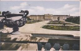 B79594 Schloss Schonbrunn  Wien  Austria  Front/back Image - Château De Schönbrunn