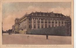 B79603 Schonbrunn Schloss   Wien  Austria  Front/back Image - Château De Schönbrunn