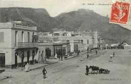 Pays Div- Algerie -ref B730- Oran   - Carte Bon Etat - - Oran