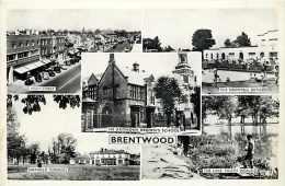 Pays Div-royaume Uni -united Kingdom  -ref B685- Brentwood  - Carte Bon Etat  - - Angleterre