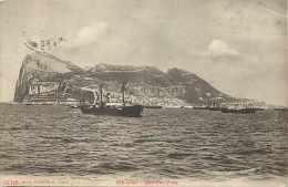 Pays Div-royaume Uni -united Kingdom  -ref B662- Gibraltar  -carte Bon Etat - - Gibraltar