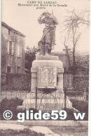 Camp Du Larzac - Monument Aux Morts De La Grande Guerre - Autres Communes