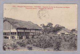 Guinée Victoria 1917-01-28 Hôpital De Mamou - Foto - Guinée
