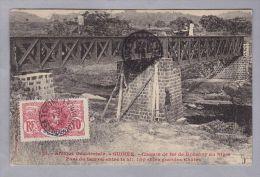 Guinée Pont Du Samou 1915-05-20 Foto#717 - Guinée
