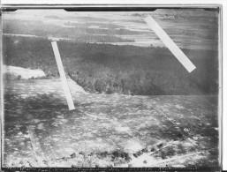 Aisne Bois De Courmont  Boujacourt Ville En Tardennois 11/7/18 1 Vue Aérienne Française 1914-1918 14-18 Ww.1 WW.I 1 Wk - War, Military