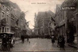 Ciney - Rue Du Centre Animée Cinéma - Belgium