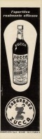# RABARBARO ZUCCA 1950s Advert Pubblicità Publicitè Reklame Food Drink Liquor Liquore Liqueur Licor Alcohol Bebidas - Posters
