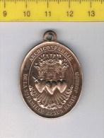 Medaille 656 A - Archiconfrerie  De La Ste Famille Jesus Marie Joseph - Monarquía / Nobleza