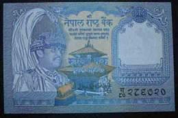 Nepal Banknote 1 Rupee Deer Mount UNC - Nepal