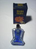 """-flacon Et Sa Boite """" Roja Flore Brillantine Parfum Bleu Saphir 37 Ml"""" - Fragrances"""