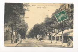 Paris.  Perspective De La Rue Michel-Bizot, Prise De L'Hôpital. - District 12