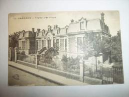 2tve - CPA N°11 - CARMAUX - Hôpital Des Mines - [81] - Tarn - Carmaux