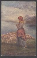 7107-STRESA(VERBANIA)-COMITATO DI PRESTAZIONE E ASSISTENZA CIVILE-1919-FP - Verbania