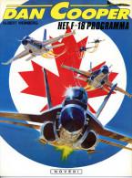 Dan Cooper - Het F-18 Programma (1981) - Dan Cooper