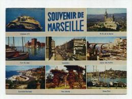 CP , 13 , MARSEILLE , Le Carrefour Du Monde - Non Classificati
