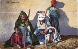 Cpa MENDIANTS Africains   (32.93) - Cartes Postales