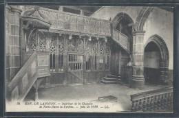 - CPA 22 - Kerfons, Intérieur De La Chapelle De Notre-Dame - Frankreich