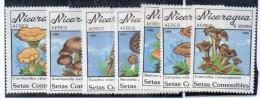 Serie Nº A- 1314/20  Nicaragua - Pilze