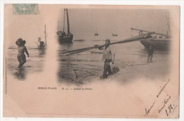 BERCK PLAGE - Avant La Pêche - Berck