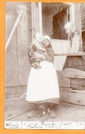 Types 1905 Real Photo Postcard - Niederlande
