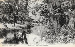 Beaumont-le-Roger - La Risle - Carte Non Circulée - Beaumont-le-Roger