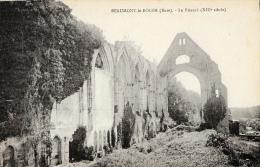 Beaumont-le-Roger - Le Prieuré - Collection Walter Bernay - Carte Non Circulée - Beaumont-le-Roger