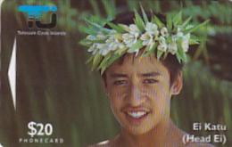 Telefonkarte Cook Islands   Geb. - Isole Cook