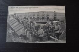 Signeulx, Commune De Musson; Signeulx 1914. Déblaiement De La Voie. - Musson
