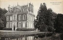 Beaumont-le-Roger - Villa Marguerite - Editeur Farcy - Cliché G. Walter - Carte Non Circulée - Beaumont-le-Roger