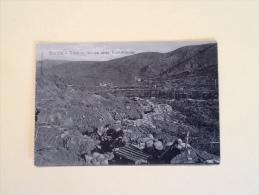 GORIZIA TRINCEE VERSO TIVOLI ROSENTAL NON VIAGGIATA A1 - Guerra 1914-18