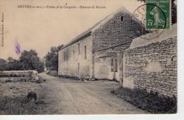 Beynes..animée..Ferme De La Couperie..Hameau De Beynes..volailles..poules - Beynes
