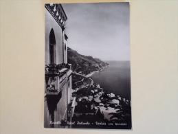 RAVELLO HOTEL PALUMBO VEDUTA CON TERRAZZO NON VIAGGIATA A1 - Salerno