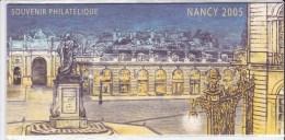 2005 - Bloc Souvenir N°14 Nancy Neuf (sous Blister Non Ouvert) - Blocs Souvenir