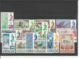 GIBRALTAR 145/58  *   MH ( PEQUEÑAS SOMBRAS DEL TIEMPO) - Gibraltar