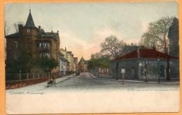 Giessen Westanlage 1905 Postcard - Giessen