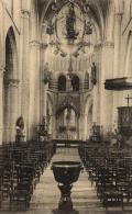 BELGIQUE - BRABANT FLAMAND - LEAU - ZOUTLEEUW - Schip Der Kerk - Nef De L'Eglise. - Zoutleeuw